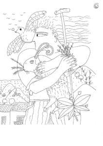 Σαν την τέχνη του Φασιανού - Σχέδιο1