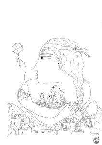 Σαν την τέχνη του Φασιανού -  σχέδιο 2
