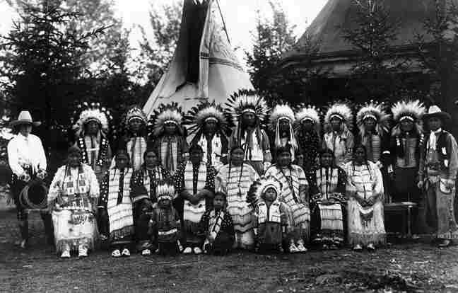 ινδιάνικη φυλή
