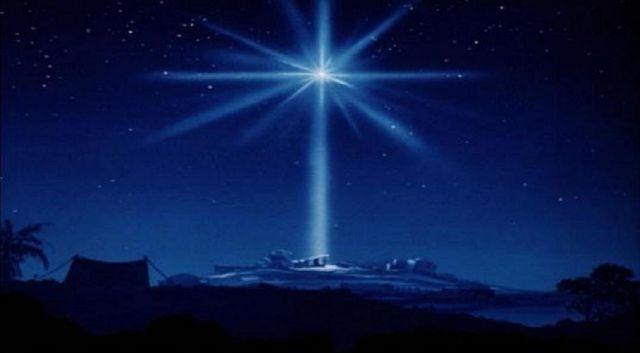 αστέρι στον ουρανό